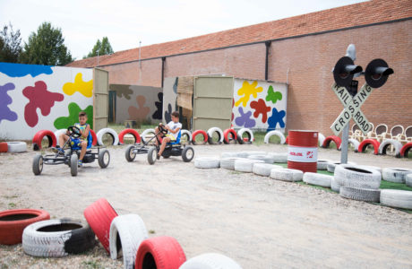 kart Parco Giochi per bambini