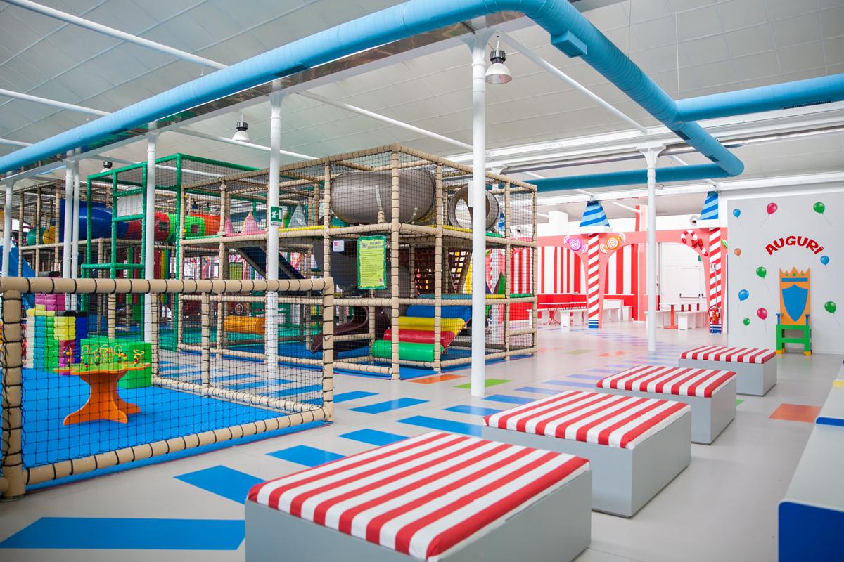 compleanni Parco Giochi per bambini