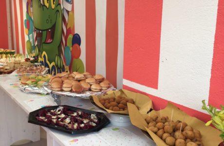 buffet - Parco Giochi per bambini